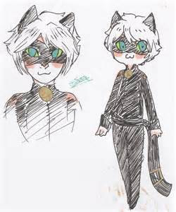 Miraculous Ladybug Chat Noir By