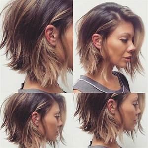 Coupe Cheveux 2018 Femme : coupe de cheveux 2018 2019 femme ~ Melissatoandfro.com Idées de Décoration