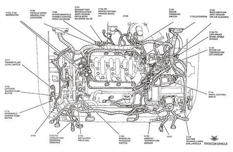 Ford Focus Zetec Engine Diagram Wiring For Free