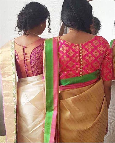 neck design sari blouse designs fancy blouse designs