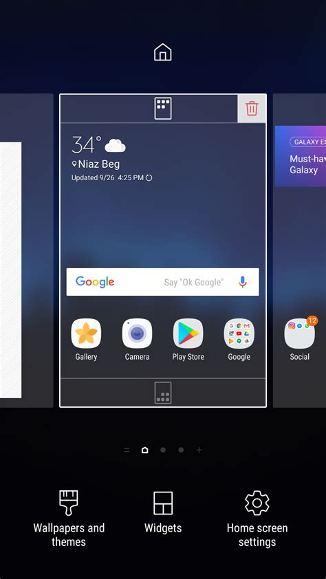 samsung apk samsung galaxy s9 launcher for other phones apk