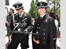 South Korean Nazi Fashion • Lazer Horse