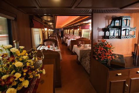 cuisine express maharajas 39 express a luxury in india
