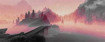 Skyrim Aesthetic Aesthetics Pink Den Imperial Elder