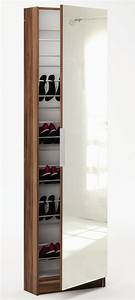 armoire 0 chaussures With meuble d entree chaussures 5 armoire chaussure avec miroir