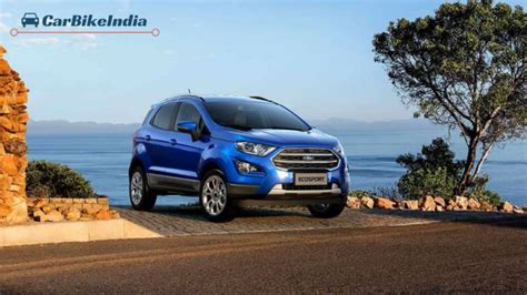 Ecosport 2017 Review by 2017 Ford Ecosport Facelift Review Price List Mileage