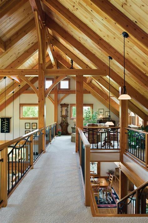 brookville residence pennsylvania timber home