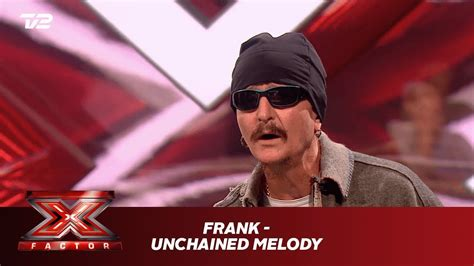 X Factor 2019 Auditions by Frank Synger Unchained Melody The Righteous Brothers