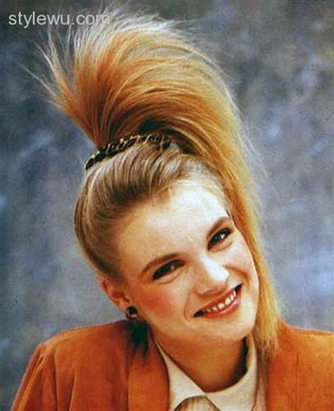 80s hair style hairstyles 80s
