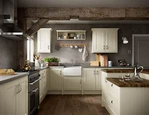 New Shaker Ivory Addition to Warwick Kitchen Range ~ My