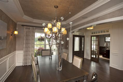 Dining Room Tray Ceiling Ideas - dining room tray ceiling home design exles