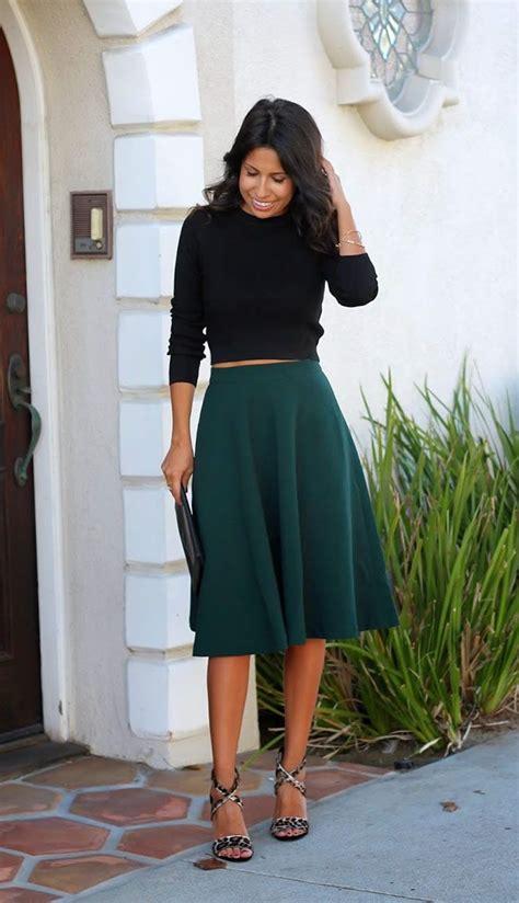 Best Style Tips to Wear Full Skirt