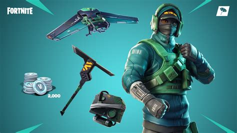 fortnite geforce bundle    bucks   skin