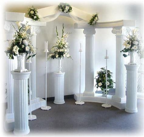 column decoration ideas 600 best images about back drop ideas on pinterest