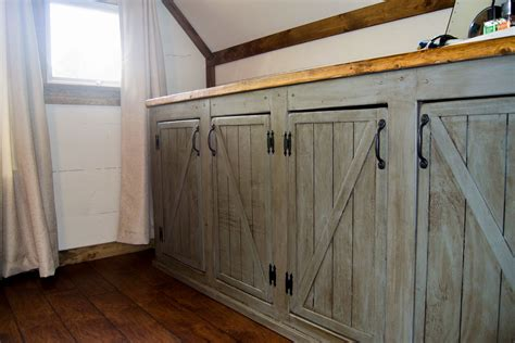 barn door kitchen cabinets ana white scrapped the sliding barn doors rustic