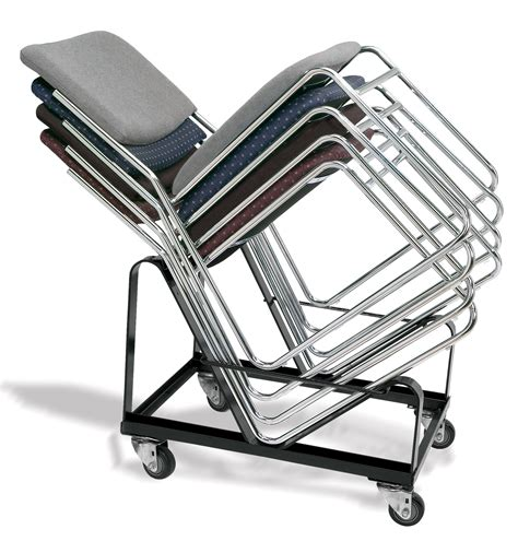 stackable chair dolly dy86
