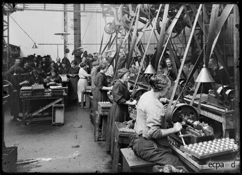 Modernisations Industrielles Et Fabrications