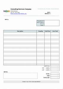 Invoice Template Word Mac | invoice example