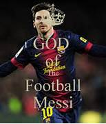 GOD of The Football Me...