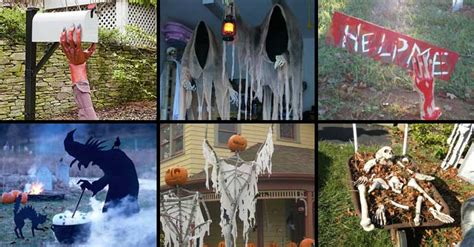 top  ideas turn trash bags  creepy halloween