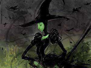 Wicked Witch of the West Oz the great and powerful by ...