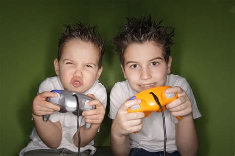 Are Your Kids Addicted To Video Games?