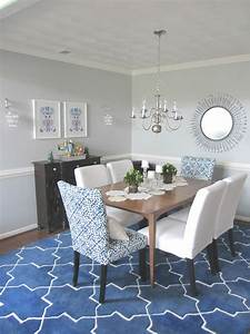 Client, Reveal, Cobalt, U0026, White, Dining, Room