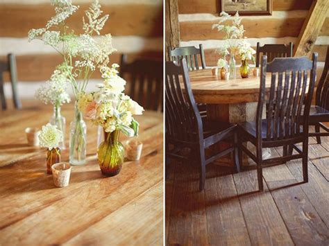 farm wedding decor  wed