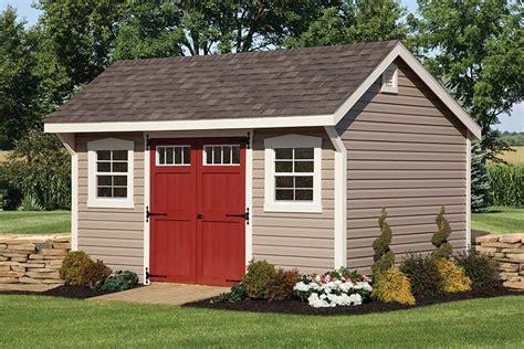 backyard amish sheds  sale wood vinyl nj