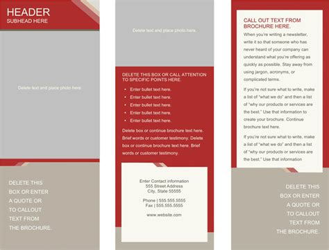 healthcare brochure templates free download medical brochure download free premium templates