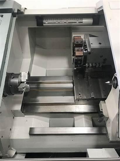 Cnc Dmg Turning Gildemeister Nef Lathe Machinestation