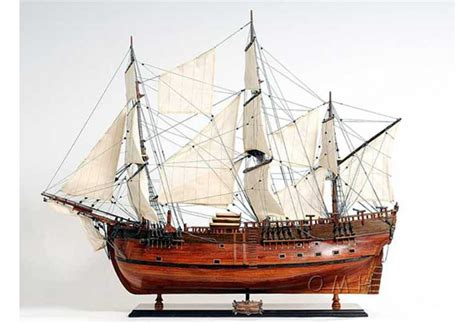 National Geographic HMS Endeavour Ship
