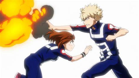 Kiss Anime Boku No Hero Academia Season 2 Boku No Hero Academia Season 2 Amv Midoriya Vs Todoroki
