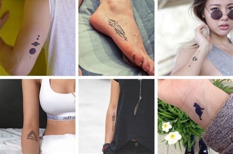 Temporary Ink Tattoos That Last One Year