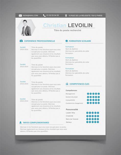 Cv Design by Exemple De Cv Cadre Design L Cr 233 Er Un Cv