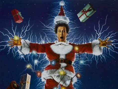 chevy chase  bring christmas vacation