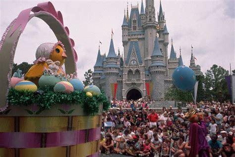 easter parade  disney worlds magic kingdom  disney