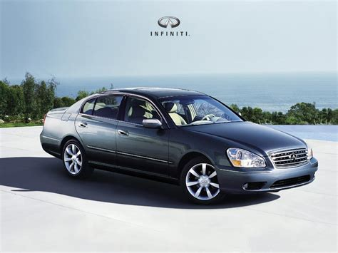 Auction Results And Data For 2006 Infiniti Q45