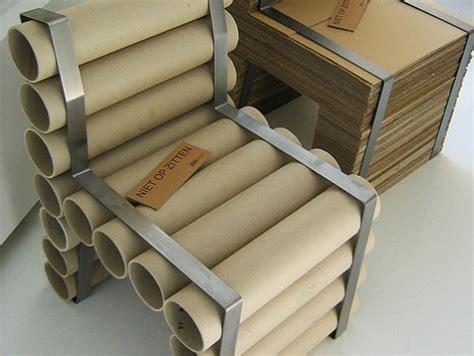 Как сделать мебель из картонных коробок