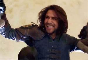 Luke Pasqualino as D'Artagnan. The Musketeers | Luke ...