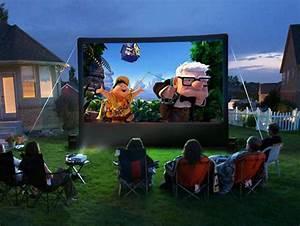Backyard Movie Night All For The Garden House Beach
