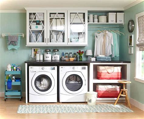 welcome home interiors laundry room decor ideas for small spaces small house decor