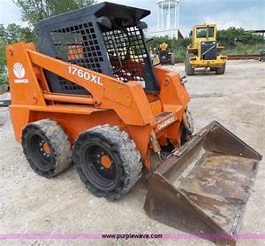 Construction Equipment Auction In New Strawn  Kansas By