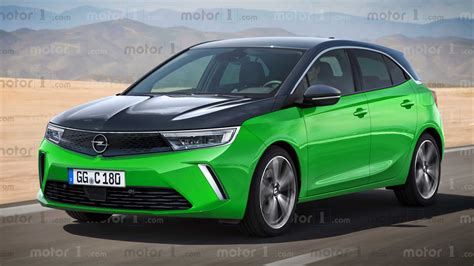Opel Astra OPC Hot Hybrid Hatch Planned With Nearly 300 HP ...