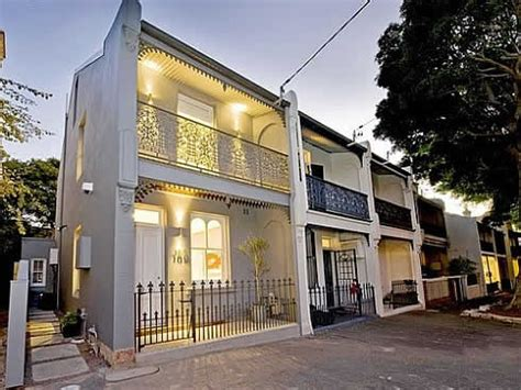 beautiful terraced house plans mind blowing 19th century terrace house in sydney