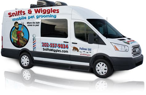 Mobile Groomers by Sniffs And Wiggles Mobile Grooming We Bring The Styles