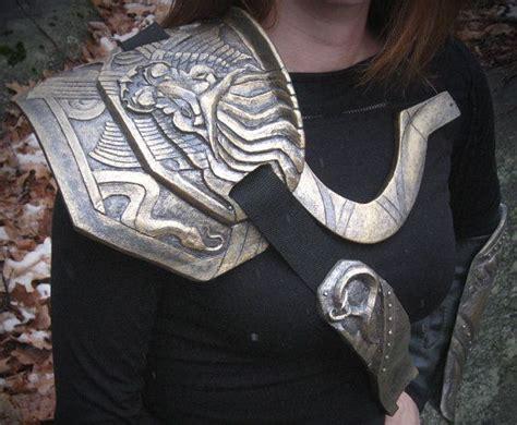 Loki Armor Set 6 Piece Battle Worn Armour Set Includes