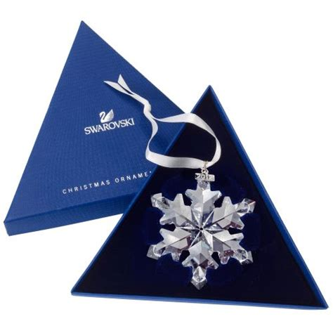 1125019 swarovski christmas ornament annual edition 2012