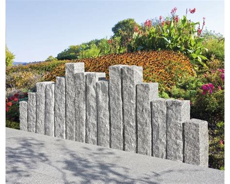 Hornbach Granitstelen  Mischungsverhältnis Zement