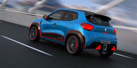 Renault Kwid Racer, Climber Concepts Spice Up New Delhi